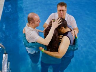 Baptism In Iran