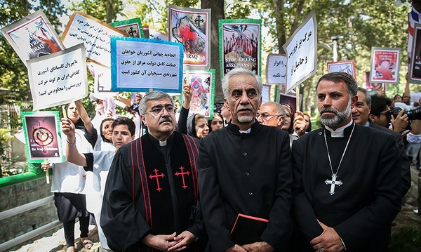 Christians In Iran